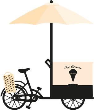 tricycak-icecream